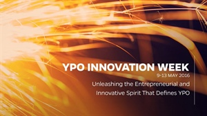 """YPO Innovation Week"" Gathers European Business Leaders Transforming Organizations and Communities Through Innovation"